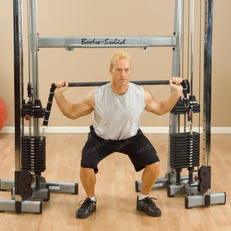 Гриф рама упражнения с фото